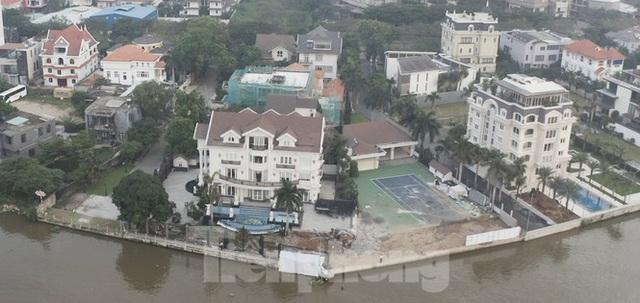 Cận cảnh biệt thự, chung cư cao cấp Thảo Điền bức tử sông Sài Gòn - Ảnh 12.