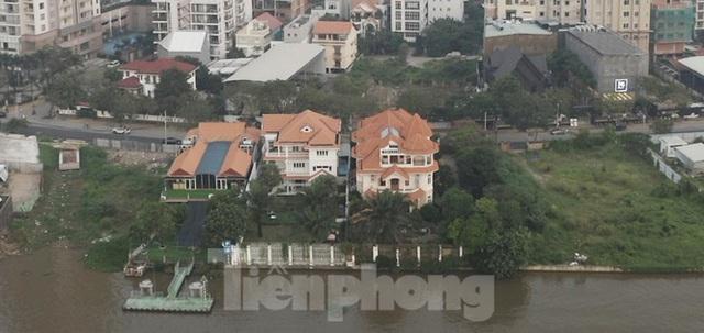 Cận cảnh biệt thự, chung cư cao cấp Thảo Điền bức tử sông Sài Gòn - Ảnh 13.