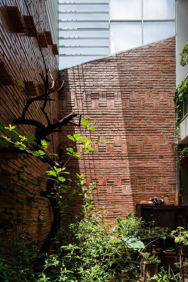 Nhà nhỏ trong hẻm lột xác sau cải tạo, được báo Tây khen nức nở - Ảnh 5.