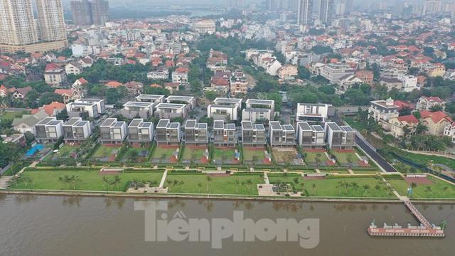 Cận cảnh biệt thự, chung cư cao cấp Thảo Điền bức tử sông Sài Gòn - Ảnh 5.