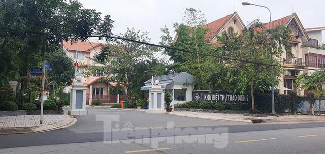 Cận cảnh biệt thự, chung cư cao cấp Thảo Điền bức tử sông Sài Gòn - Ảnh 8.