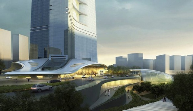 Bật mí về tòa nhà cao nhất thế giới sắp hoàn thành - Ảnh 4.