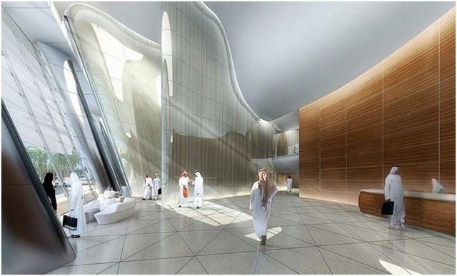 Bật mí về tòa nhà cao nhất thế giới sắp hoàn thành - Ảnh 8.