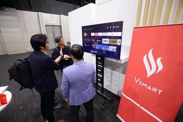 TV thông minh 55 inch của Vsmart lộ ảnh thực tế: chạy Android TV, điều khiển bằng giọng nói, không kém cạnh Samsung, LG hay Sony - Ảnh 4.