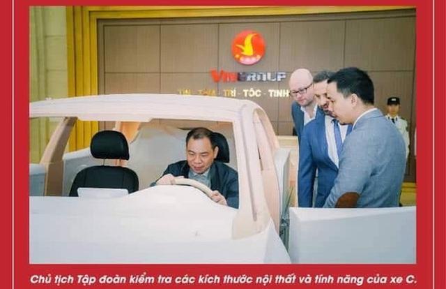 Chủ tịch Phạm Nhật Vượng đích thân thử 2 mẫu xe mới của VinFast cạnh tranh Hyundai Kona và Honda CR-V - Ảnh 6.