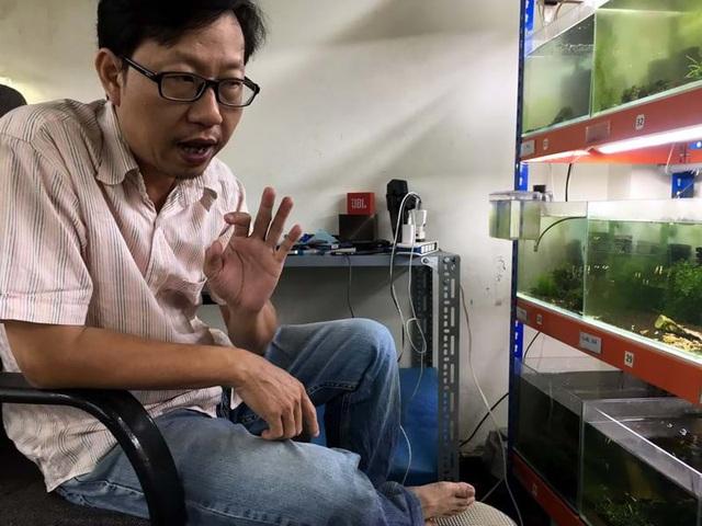 Chơi tép kiểng ở Sài Gòn, có người sẵn sàng chi 2.500 USD chỉ để mua... một con - Ảnh 4.