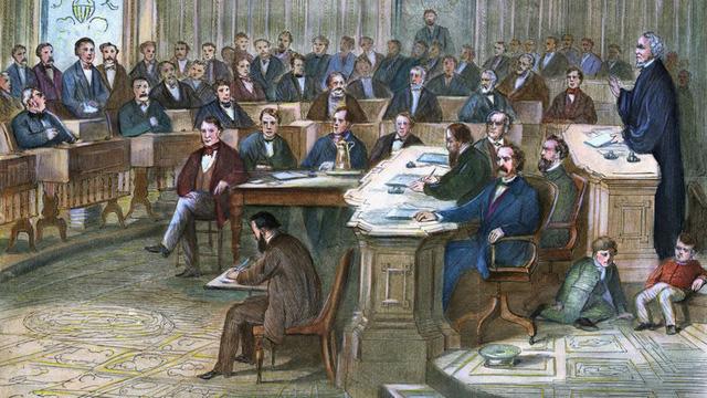Những vụ luận tội Tổng thống trong lịch sử nước Mỹ - Ảnh 2.