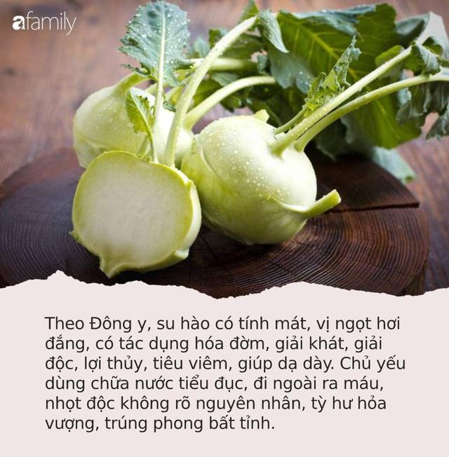 """Dù su hào được mệnh danh là """"thần dược"""" của mùa Đông nhưng nếu bạn ăn nó theo cách này thì còn rước bệnh hại thân - Ảnh 1."""