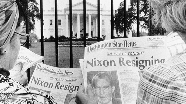 Những vụ luận tội Tổng thống trong lịch sử nước Mỹ - Ảnh 4.