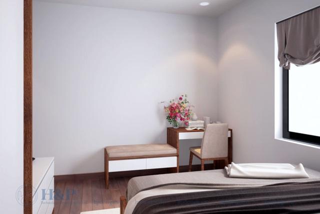 Đầu tư 187 triệu cho nội thất căn hộ 86m2 đơn giản, đẹp và hiện đại - Ảnh 6.