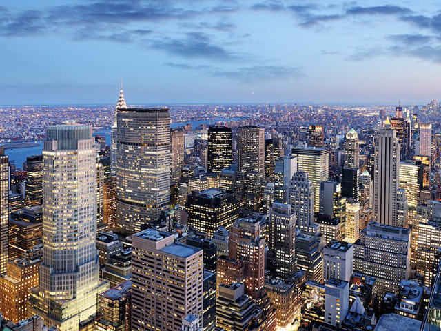 Choáng với mức độ đắt đỏ tại New York: Chi phí thiết yếu 4.277 USD/tháng/người - Ảnh 6.