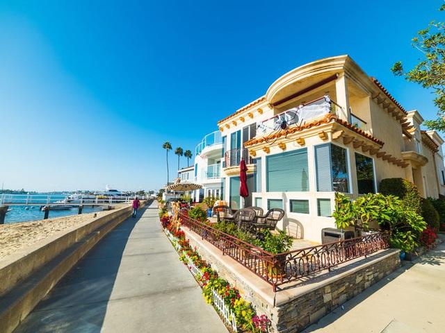 Những thành phố có giá nhà đắt nhất tại Mỹ, hơn 90% ở bang California - Ảnh 1.