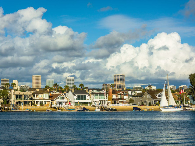 Những thành phố có giá nhà đắt nhất tại Mỹ, hơn 90% ở bang California - Ảnh 2.
