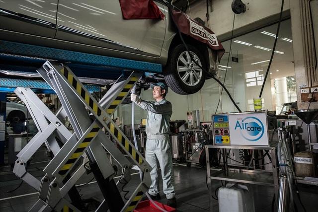 Kinh nghiệm chăm sóc ôtô theo các mùa trong năm - Ảnh 3.