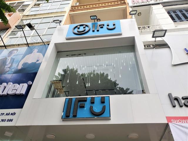 IFU đóng loạt cửa hàng giữa tâm bão âm thầm tráo nhãn mác quần áo - Ảnh 5.