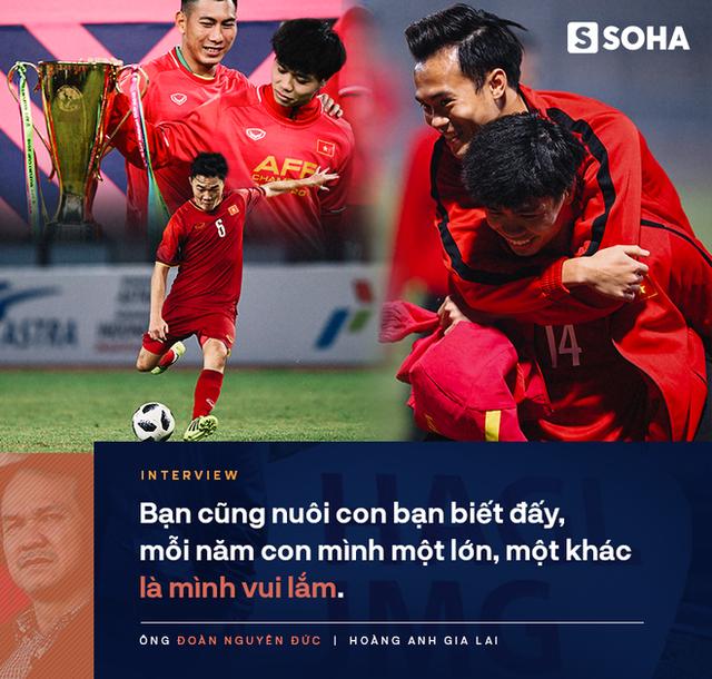 Bầu Đức: Tôi bỏ tiền tỷ làm bóng đá Việt cũng chỉ vì Thái Lan! - Ảnh 10.