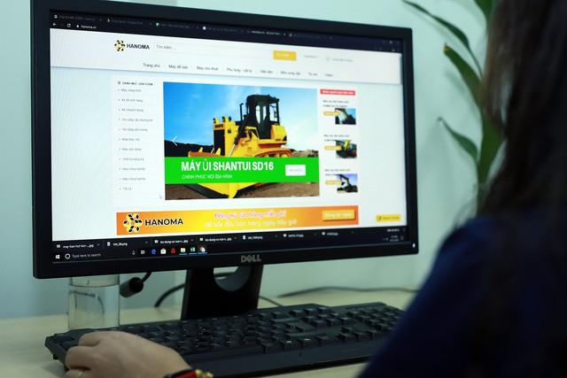 Nhà sáng lập sàn TMĐT máy công nghiệp Hanoma.vn: Tôi thà để lại cho con sản phẩm có ích cho xã hội còn hơn vài cái nhà, bán đi tiêu là hết - Ảnh 6.