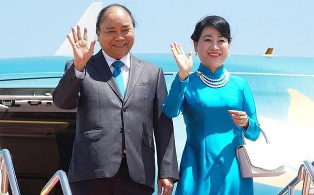 Thủ tướng lên đường tham dự Hội nghị Cấp cao ASEAN lần thứ 35 - Ảnh 1.