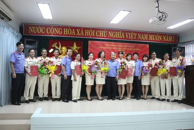 Nhân sự mới tại Đà Nẵng - Ảnh 1.