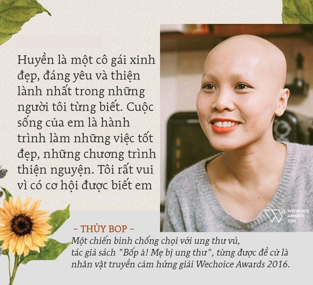 Hạnh phúc của người phụ nữ ngộ ra 3 điều đánh bại nỗi đau, sự ám ảnh ung thư giai đoạn cuối - Ảnh 4.
