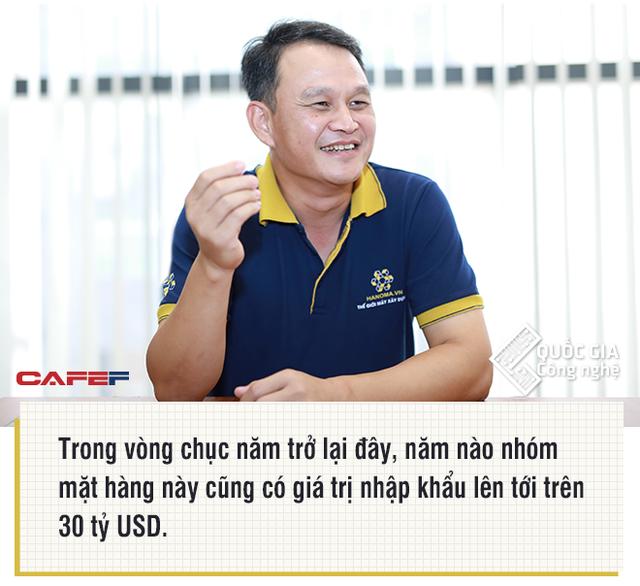Nhà sáng lập sàn TMĐT máy công nghiệp Hanoma.vn: Tôi thà để lại cho con sản phẩm có ích cho xã hội còn hơn vài cái nhà, bán đi tiêu là hết - Ảnh 9.