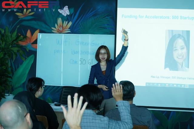 Cô gái duy nhất của Việt Nam trong danh sách Forbes Under30 Châu Á 2019 và chương trình tăng tốc khởi nghiệp lấy tên loài hươu quý hiếm của Việt Nam với biệt danh kỳ lân Châu Á - Ảnh 2.