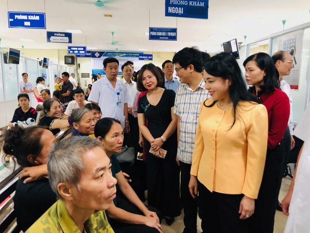 Bộ trưởng Y tế Nguyễn Thị Kim Tiến trải lòng trước khi rời ghế bộ trưởng - Ảnh 1.