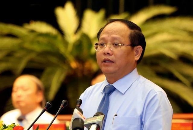 Ông Tất Thành Cang vắng mặt tại buổi tiếp xúc cử tri vì công việc đột xuất - Ảnh 3.