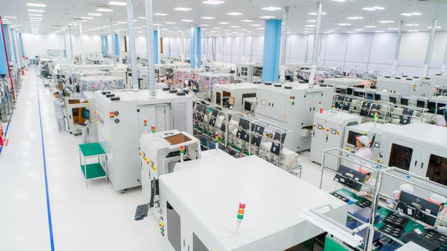 Khám phá tổ hợp nhà máy Vsmart mới tại Hòa Lạc được kỳ vọng đưa Vingroup thành cái tên đáng gớm trong ngành sản xuất smartphone - Ảnh 5.