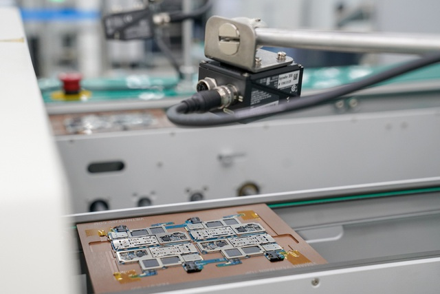 Khám phá tổ hợp nhà máy Vsmart mới tại Hòa Lạc được kỳ vọng đưa Vingroup thành cái tên đáng gớm trong ngành sản xuất smartphone - Ảnh 17.