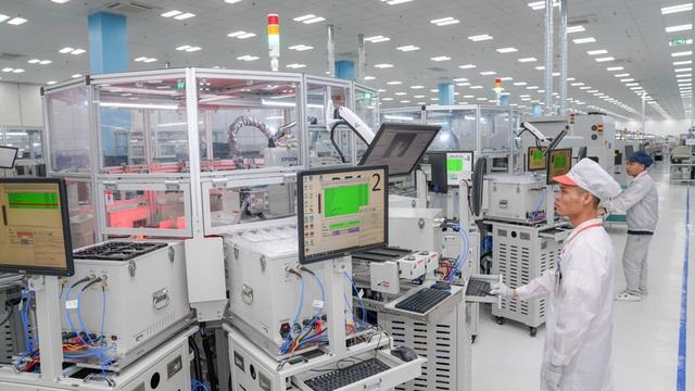 Khám phá tổ hợp nhà máy Vsmart mới tại Hòa Lạc được kỳ vọng đưa Vingroup thành cái tên đáng gớm trong ngành sản xuất smartphone - Ảnh 18.