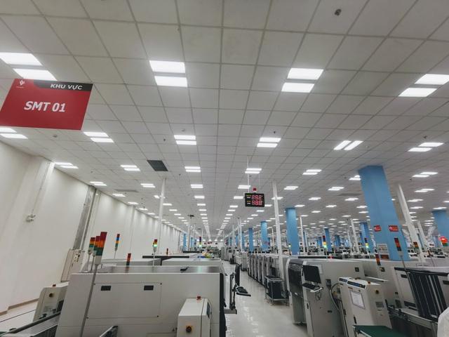 Khám phá tổ hợp nhà máy Vsmart mới tại Hòa Lạc được kỳ vọng đưa Vingroup thành cái tên đáng gớm trong ngành sản xuất smartphone - Ảnh 6.