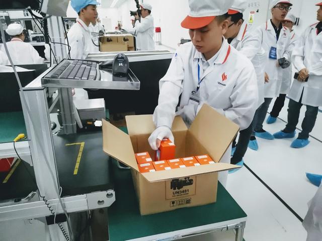 Khám phá tổ hợp nhà máy Vsmart mới tại Hòa Lạc được kỳ vọng đưa Vingroup thành cái tên đáng gớm trong ngành sản xuất smartphone - Ảnh 23.