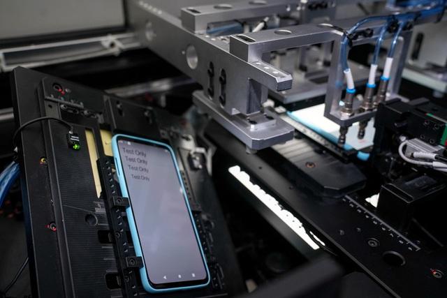 Khám phá tổ hợp nhà máy Vsmart mới tại Hòa Lạc được kỳ vọng đưa Vingroup thành cái tên đáng gớm trong ngành sản xuất smartphone - Ảnh 14.