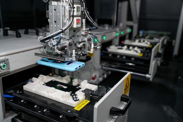 Khám phá tổ hợp nhà máy Vsmart mới tại Hòa Lạc được kỳ vọng đưa Vingroup thành cái tên đáng gớm trong ngành sản xuất smartphone - Ảnh 12.