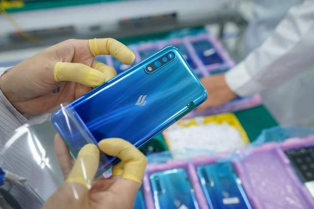 Khám phá tổ hợp nhà máy Vsmart mới tại Hòa Lạc được kỳ vọng đưa Vingroup thành cái tên đáng gớm trong ngành sản xuất smartphone - Ảnh 22.