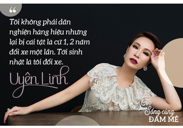 """Uyên Linh: """"Sau 10 năm đi hát, tôi tự hào vì mình chỉ sống bằng mỗi việc cầm mic"""" - Ảnh 5."""