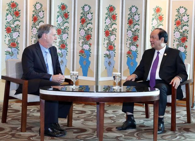 CEO Netflix: Chắc chắn chúng tôi sẽ hiện diện chính thức ở Việt Nam - Ảnh 1.