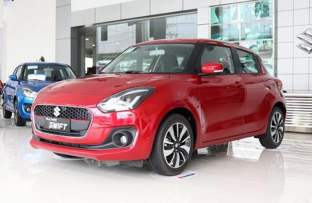 Ô tô Nhật, Hàn dồn dập giảm giá, ít nhất vài chục triệu/chiếc - Ảnh 3.