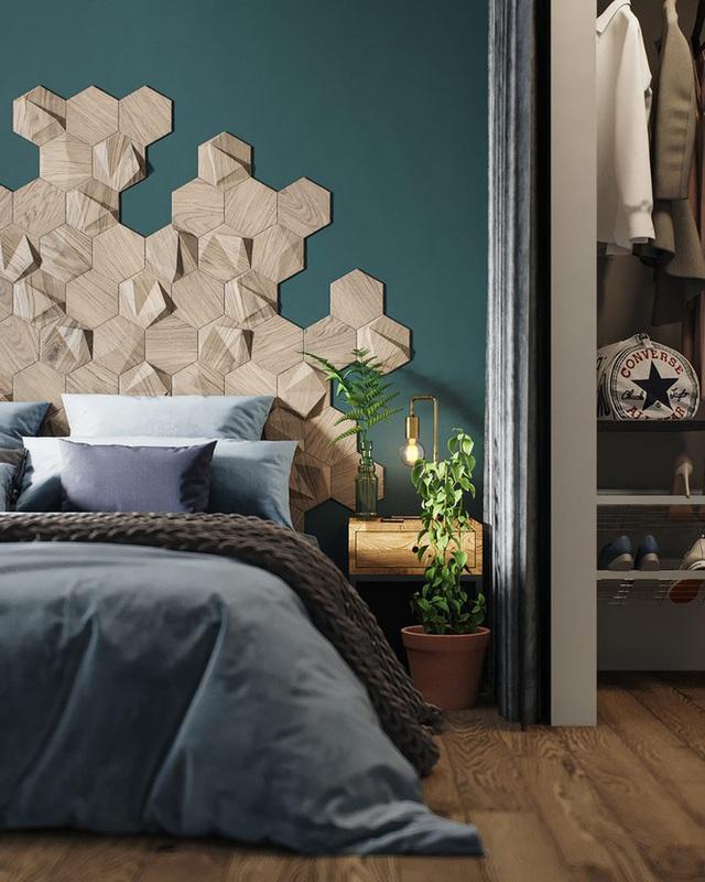 Vẻ đẹp khác lạ của căn chung cư có cách trang trí không giống ai - Ảnh 7.