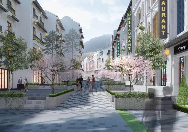 Starlandlink độc quyền phân phối Shophouse dự án Sun Plaza Cau May - Ảnh 2.