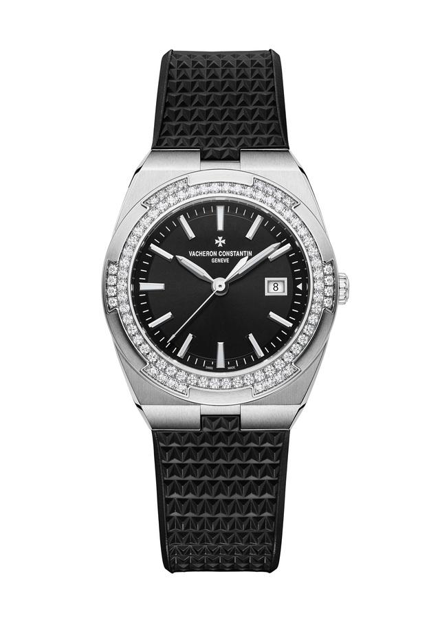 Vacheron Constantin ra mắt hai mẫu đồng hồ mới dành cho giới thương lưu: Mặt số sơn mài đen cực ấn tượng!  - Ảnh 2.