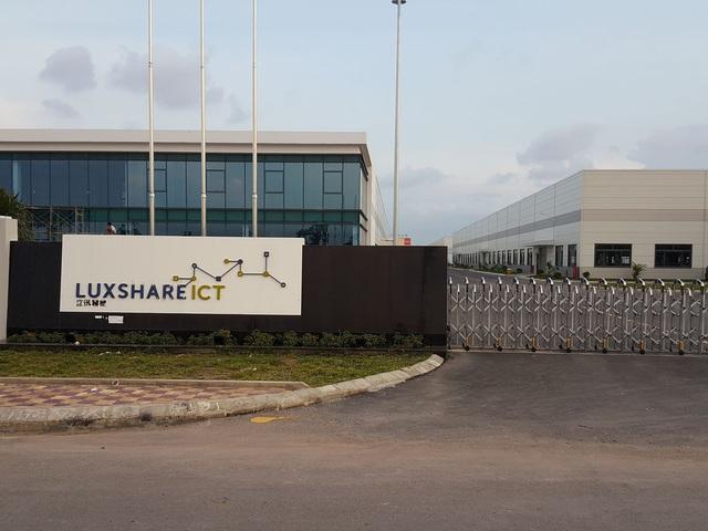 Luxshare, Goertek và Foxconn: Sóng ngầm giữa các nhà cung ứng của Apple vào Việt Nam - Ảnh 1.