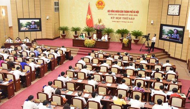Hà Nội thí điểm bỏ HĐND tại 177 phường - Ảnh 1.