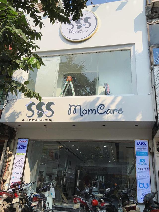 Nhiều sản phẩm bán tại SSS Momcare bị tịch thu do nghi là hàng nhập lậu - Ảnh 1.