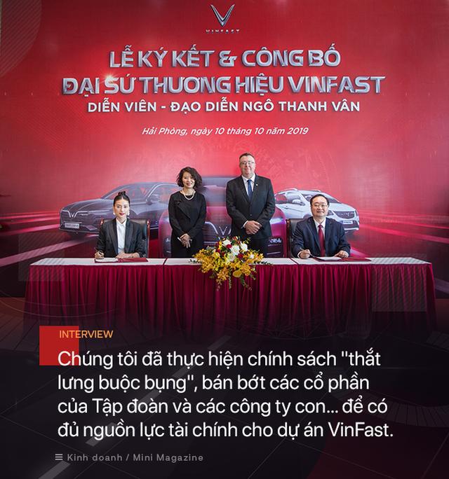 Sếp VinFast công bố bất ngờ: Chúng tôi sẽ sớm niêm yết trên thị trường chứng khoán - Ảnh 4.