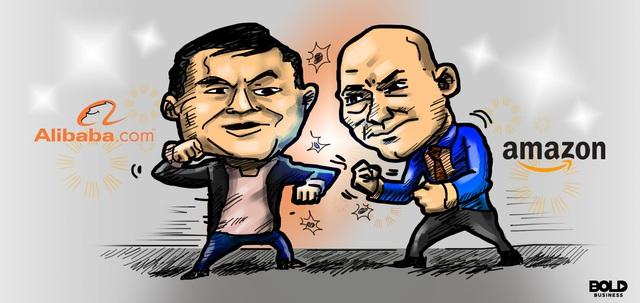 Alibaba: Dẫn đầu Trung Quốc với tiềm lực lớn, tham vọng sánh ngang với Amazon nhưng phải đối mặt với một thế lực đáng gờm ở ngay trong nước - Ảnh 2.