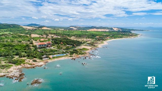 Toàn cảnh cung đường nghìn tỷ ven biển Bình Thuận, nơi đang thu hút mạnh dòng vốn đầu tư dự án lớn - Ảnh 3.