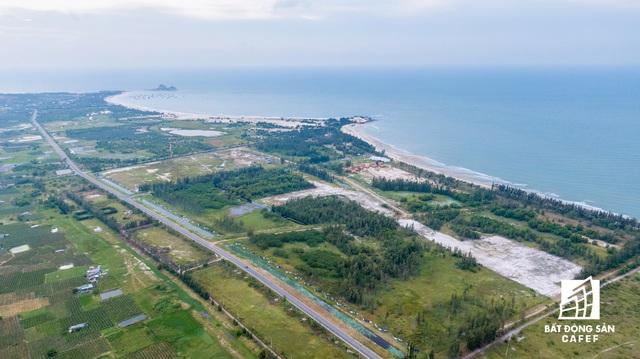 Toàn cảnh cung đường nghìn tỷ ven biển Bình Thuận, nơi đang thu hút mạnh dòng vốn đầu tư dự án lớn - Ảnh 6.