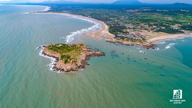 Toàn cảnh cung đường nghìn tỷ ven biển Bình Thuận, nơi đang thu hút mạnh dòng vốn đầu tư dự án lớn - Ảnh 7.